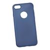 Чехол-накладка для Apple iPhone 7 (HOCO 0L-00029274) (темно-синий) - Чехол для телефонаЧехлы для мобильных телефонов<br>Чехол-накладка плотно облегает заднюю крышку телефона и гарантирует ее надежную защиту от пыли, царапин, потертостей и других вешних воздействий.<br>
