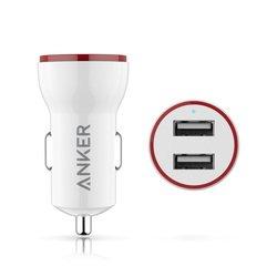 Anker PowerDrive 2 Lite (A2308021) (белый)