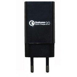 Универсальное сетевое зарядное устройство, адаптер 1хUSB, 0.8А (Palmexx PX/PA-USB-QuickCH-USB15W)