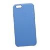 Чехол-накладка для Apple iPhone 6, 6S (Liberti Project 0L-00030133) (синий) - Чехол для телефонаЧехлы для мобильных телефонов<br>Чехол-накладка плотно облегает заднюю крышку телефона и гарантирует ее надежную защиту от пыли, царапин, потертостей и других вешних воздействий.<br>