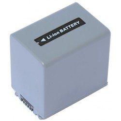 Аккумулятор для Sony DCR-DVD103, DCR-DVD103E, DCR-DVD105, DCR-DVD304E, DCR-HC19E, DCR-HC20, DCR-HC20E, DCR-HC28, DCR-HC28E, DCR-HC30, DCR-HC32, DCR-HC46E, DCR-SR50, DCR-SR50E, DCR-SR60, DCR-SR60E, DCR-SR70, HDR-HC3EK, HDR-PJ670 (Pitatel SEB-PV1014)