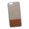 Чехол-накладка для Apple iPhone 6, 6S (WUW 0L-00029291) (золотистый) - Чехол для телефонаЧехлы для мобильных телефонов<br>Чехол-накладка плотно облегает заднюю крышку телефона и гарантирует ее надежную защиту от пыли, царапин, потертостей и других вешних воздействий. Дополнительно оснащен магнитным держателем.<br>