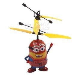 Вертолет Миньон Человек-паук