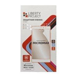 Защитная пленка для Micromax Bolt D320 (Liberti Project 0L-00028783) (прозрачный)