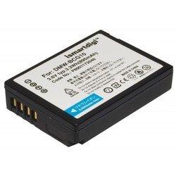 Аккумулятор для Panasonic Lumix DMC-TZ10, DMC-TZ18, DMC-TZ20, DMC-TZ35, DMC-TZ6, DMC-TZ7, DMC-TZ8, DMC-ZX1, DMC-ZX3 (iSmartdigi PVB-717)