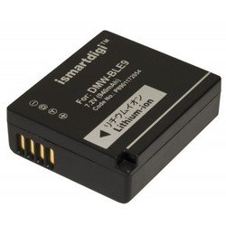 Аккумулятор для Panasonic Lumix DMC-GF3, DMC-GF3CK, DMC-GF3CR, DMC-GF3CT, DMC-GF3CW, DMC-GF3K, DMC-GF3P, DMC-GF3R, DMC-GF3T, DMC-GF3W, DMC-S6K, DMC-GF5X (iSmartdigi PVB-735)