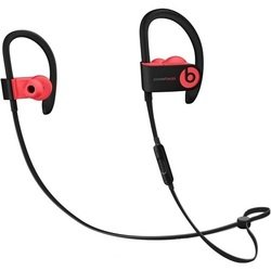 Beats Powerbeats 3 WL (MNLY2ZE/A) (черный, красный)