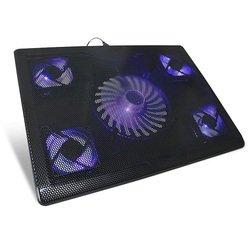 """Подставка для ноутбука до 17"""" (Crown CMLC-205T) (черный)"""