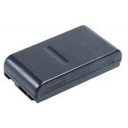 Аккумулятор для JVC GR-1U, GR-323U, GR-AS-X760U, GR-AW1, GR-AW1U, GR-EX1, GR-EX7, GR-FX33, GR-LT5, GR-LT7, GR-LT90, GR-SXM737, XM-D1BK, Panasonic NV-3CCD1, NV-61, NV-63, NV-G1, NV-G101, NV-S1, NV-S1A, NV-S2, NV-S20, NV-S250 (Pitatel SEB-PV314)