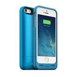 Чехол-аккумулятор для Apple iPhone 5, 5s 1500 мАч (Mophie Juice Pack helium) (синий)