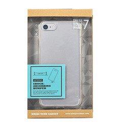 Чехол-накладка для Apple iPhone 7 (Uniq Lifepro IP7HYB-LPRCLR) (прозрачный)