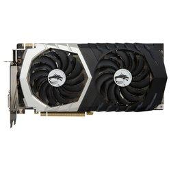 MSI GeForce GTX 1070 1607Mhz PCI-E 3.0 8192Mb 8108Mhz 256 bit DVI HDMI HDCP Quick Silver OC RTL