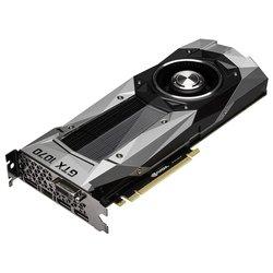 PNY GeForce GTX 1070 1506Mhz PCI-E 3.0 8192Mb 8000Mhz 256 bit DVI HDMI HDCP Founders Edition RTL