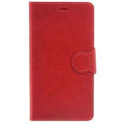Чехол-книжка для Alcatel One Touch Pixi 4 4034 (Red Line Book Type YT000009605) (красный)