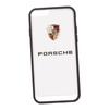 Чехол-накладка для Apple iPhone 6, 6S (Porsche 0L-00029892) (прозрачный, белый кант) - Чехол для телефонаЧехлы для мобильных телефонов<br>Чехол-накладка плотно облегает заднюю крышку телефона и гарантирует ее надежную защиту от пыли, царапин, потертостей и других вешних воздействий.<br>