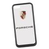 Чехол-накладка для Apple iPhone 5, 5S (Porsche 0L-00029870) (прозрачный, черный кант) - Чехол для телефонаЧехлы для мобильных телефонов<br>Чехол-накладка плотно облегает заднюю крышку телефона и гарантирует ее надежную защиту от пыли, царапин, потертостей и других вешних воздействий.<br>