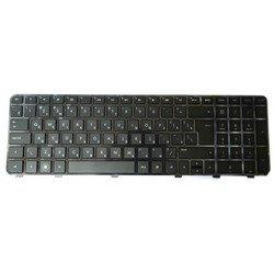 Клавиатура для ноутбука HP Pavilion DV6-6000, DV6-6100, DV6-6100, DV6-6200 (KB-1542R) (черный)
