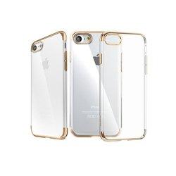 Чехол-накладка для Apple iPhone 7 (Baseus Shining) (золотистый)