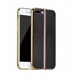 Чехол-накладка для Apple iPhone 7 Plus (Hoco Glint Series Classic) (черный)