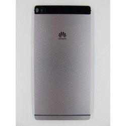 Задняя крышка для Huawei P8 (100036) (черный) (1 категория Q)
