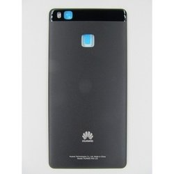 Задняя крышка для Huawei P9 Lite (100038) (черный) (1 категория Q)