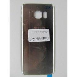 Задняя крышка для Samsung Galaxy S7 Edge G935 (100013) (серебристый) (1 категория Q)