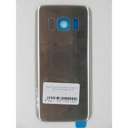 Задняя крышка для Samsung Galaxy S7 G930 (100120) (серебристый) (1 категория Q)