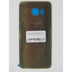 Задняя крышка для Samsung Galaxy S6 Edge Plus G928 (99947) (золотистый) (1 категория Q)