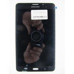 Дисплей для Samsung Galaxy Tab A 7.0 T285 с тачскрином (100071) (черный) (1-я категория)