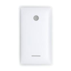 Задняя крышка для Microsoft Lumia 435 (М0951211) (белый)