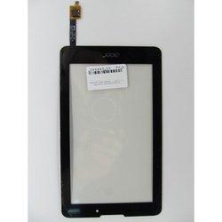 Тачскрин для Acer Iconia Tab 7 A1-713HD (68692) (черный) (1-я категория)