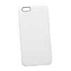 Силиконовый чехол-накладка для Apple iPhone 6, 6S (0L-00030130) (белый) - Чехол для телефонаЧехлы для мобильных телефонов<br>Силиконовый чехол-накладка для Apple iPhone 6, 6S поможет защитить Ваш мобильный телефон от царапин, потертостей и других нежелательных повреждений.<br>