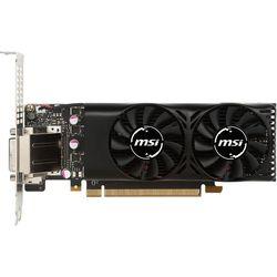 MSI GeForce GTX 1050 TI 1290Mhz PCI-E 3.0 4096Mb 7008Mhz 128 bit DVI HDMI HDCP RTL