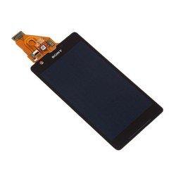 Дисплей для Sony Xperia ZR (R0002062) с тачскрином Qualitative Org (1-я категория)