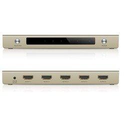 Переключатель HDMI - 5 x HDMI (UGreen UG-40279)