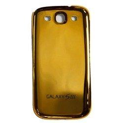 Задняя крышка для Samsung Galaxy S3 (М0945089) (золотистый)