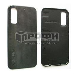 Задняя крышка для Samsung S5230 (М0030260) (черный)