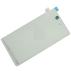 Задняя крышка для Sony Xperia Z (М0943607) (белый)