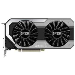 Palit GeForce GTX 1060 1594Mhz PCI-E 3.0 3072Mb 8000Mhz 192 bit DVI HDMI HDCP RTL