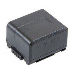 Аккумулятор для Panasonic HDC-HS100, HDC-HS20, HDC-SD100, HDC-SD20, HDC-SD5,  HDC-SD9, HDC-SX5, HDC-TM10, SDR-H60, SDR-H80, SDR-H81, SDR-H90, SDR-H91, VDR-D50, VDR-D51, GS98GK, H288GK, H48, H68GK, SD100, SS100 (Pitatel SEB-PV721)