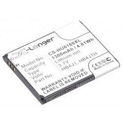 Аккумулятор для Huawei C5800s, C8500, C8500s, МегаФон U8180, МТС 950 (BMP-512)