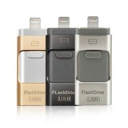 Флэш-накопитель 32Gb для iPhone 5, 6, iPad (99394)