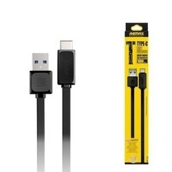 Кабель USB - USB Type-C Remax RT-C1 (100118) (черный)