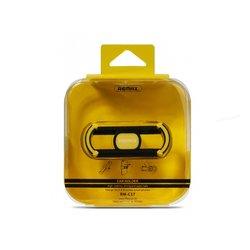 """Универсальный автомобильный держатель для телефонов 3.5 - 6"""" Remax RM-C17 (М0952122) (черный, желтый)"""