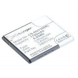 Аккумулятор для Huawei Ascend G350, Y300, Y300C, Y500, Y511, W1 (BMP-506)