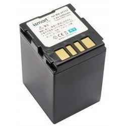 Аккумулятор для JVC GR-D239, GR-D240, GR-D244US, GR-D245, GR-D246, GR-D247, GR-D250, GR-D250AC, GR-D250KR, GR-D250U, GR-D250US, GR-D270, GR-D270AC, GR-D270U, GZ-MG37U, GZ-MG37US, GZ-MG40, GZ-MG40-A, GZ-MG40E, GZ-MG77U, GZ-MG77US (iSmartdigi PVB-309)