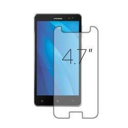 """Универсальное защитное стекло для телефонов 4.7"""" (Deppa 62226)"""