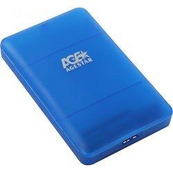 Внешний бокс для HDD AgeStar 3UBCP3 (синий)