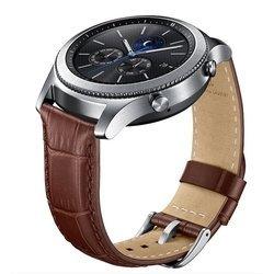 Ремешок для Samsung Galaxy Gear S3 classic (ET-YSA76MDEGRU) (коричневый)