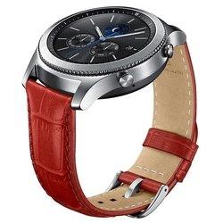 Ремешок для Samsung Galaxy Gear S3 classic (ET-YSA76MREGRU) (красный)